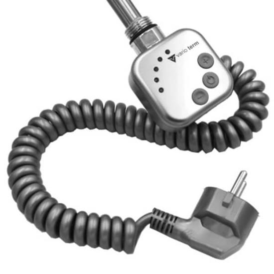 Obrazek GRZAŁKA ŁAZIENKOWA  400W SATYNA  elektryczna  VARIO