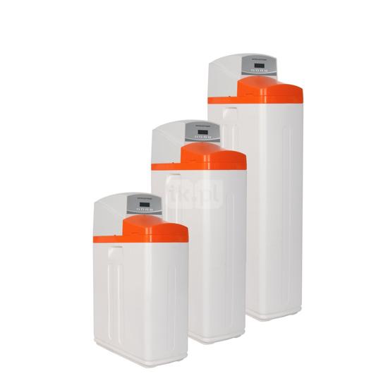 """Obrazek Kompaktowy zmiękczacz wody Viteco KZW 20L, przyłącza 1"""", z kompletnym zestawem filtracji wstępnej i zestawem do mierzenia twardości wody"""