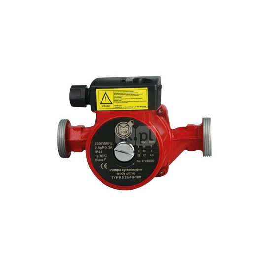 Obrazek Pompa cyrkulacyjna wody pitnej AQUAFOX RS 25/4G-180