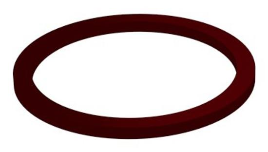 Obrazek USZCZELKA. WODOMIERZA  1/2'      fibra  (op.100)